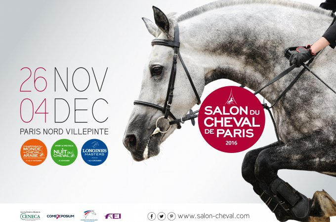 salon du cheval paris