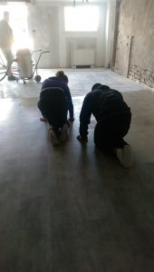 Floor Laying-Works